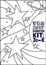 Galactic Starveyors VBS Starveyor Kit: 3s-K
