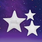Galactic Starveyors VBS: Inflatable Star Set, 3 pack
