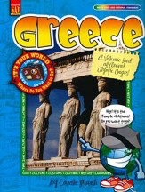 Greece: A Volcanic Land of Ancient Olympic Origins!