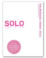 The Message//REMIX Solo: An Uncommon Devotional, Breast Cancer Awareness, Pink Edition - Slightly Imperfect