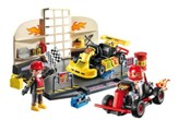 PlayMobil Go-Kart Garage Starter Set