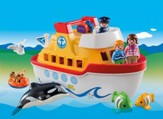 Playmobil My Take Along Ship