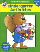 Kindergarten Activities (K) Homework Helper