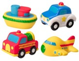 Bath Squirters For The Tub, Vehicles