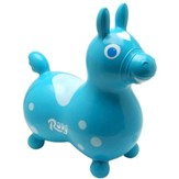 Rody Inflatable Hopping Horse, Teal