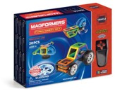 Magformers Funny Wheel, 20 Piece Set