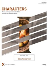 ETB Characters Volume 1: The Patriarchs, Bible Study Book