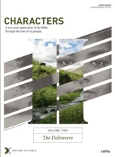 ETB Characters Volume 2: Old Testament Heroes/Deliverers, Bible Study Book