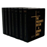 New Testament Set, 14 Vols [The Preacher's Outline & Sermon  Bible, KJV Deluxe]