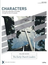 ETB Characters Volume 7: Early Church Leaders, Bible Study Book