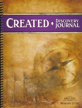 Created: Discovery Journal - Primary Level, National Bible Bee