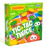 Veggie Tales: Tic-Tac-Twice Board Game