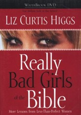 Really Bad Girls of the Bible, DVD Edition