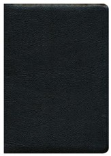 KJV Thompson Chain-Reference Bible, Black  Bonded Leather