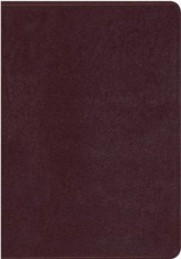 NKJV Thompson Chain-Reference Bible, Burgundy Bonded Leather