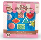 Smart Snacks Shape Matching Cookies