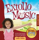 Rome VBS 2017: Extollo Music Leader Version CD