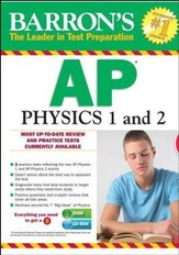 AP Physics 1 & 2 with CD-ROM