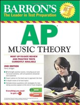 AP Music Theory with MP3 CD, 2nd  Edition
