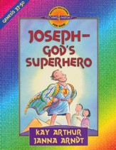 Discover 4 Yourself, Children's  Bible Study Series: Joseph-God's   Superhero (Genesis 37-50)