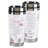 Dear Daughter, You Mean So Much To Me, Travel Mug