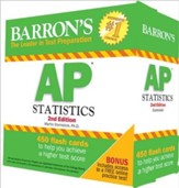 AP Statisctics Flash Cards, 2nd  Edition