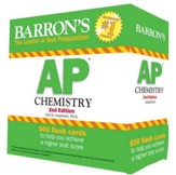 AP Chemistry Flash Cards, 2nd Edition