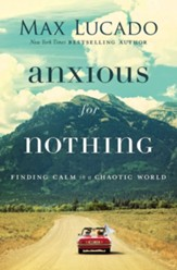 Anxious for Nothing, Softcover