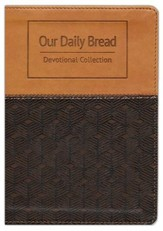 Our Daily Bread Devotional Collection: Classic Edition - imitation leather
