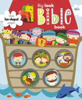 Big Look Bible Book: Make Believe Ideas