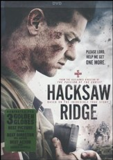 Hacksaw Ridge, DVD