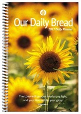 Our Daily Bread 2017 Daily Planner