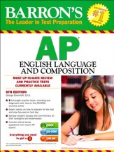 AP English Language & Composition with CD-ROM, 6th Edition