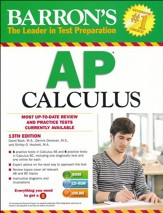 AP Calculus with CD-ROM, 13th  Edition