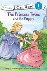 The Princess Twins and the Puppy, hardcover
