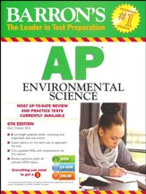 AP Enviromental Science with CD-ROM, 6th Edition