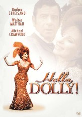 Hello, Dolly! (1969), DVD