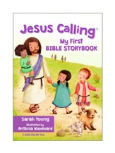 Jesus Calling My First Bible Storybook - Slightly Imperfect