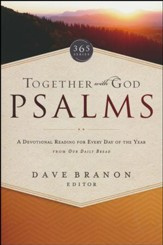 Together with God - Psalms: A Devotional Reading for Every Day of the Year from Our Daily Bread