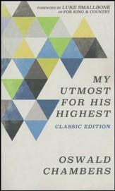 My Utmost for His Highest, Special Classic Edition  - Slightly Imperfect