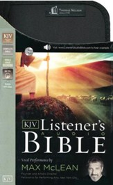 KJV Listener's Complete Bible--62 CDs  - Slightly Imperfect