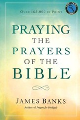 Praying the Prayers of the Bible - large print edition