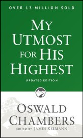 My Utmost For His Highest - Updated Edition - Slightly Imperfect