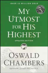 My Utmost For His Highest - Updated Easy Print Edition