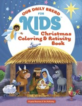Our Daily Bread for Kids--Christmas Coloring & Activity Book