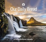 Our Daily Bread, 2020 Wall Calendar