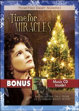 A Time For Miracles With Bonus Music CD