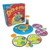 Spin-A-Roo, Counting and Sorting Game