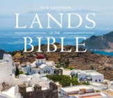 Lands of the Bible, 2020 Wall Calendar