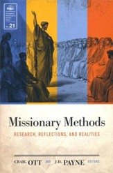 Missionary Methods: Research, Reflections, and Realities
